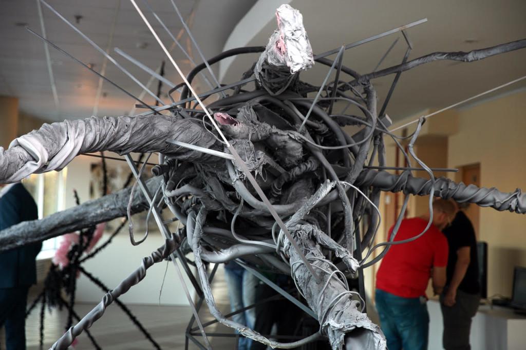 """The energy of deadlock"" by Dmitry Kawarga"