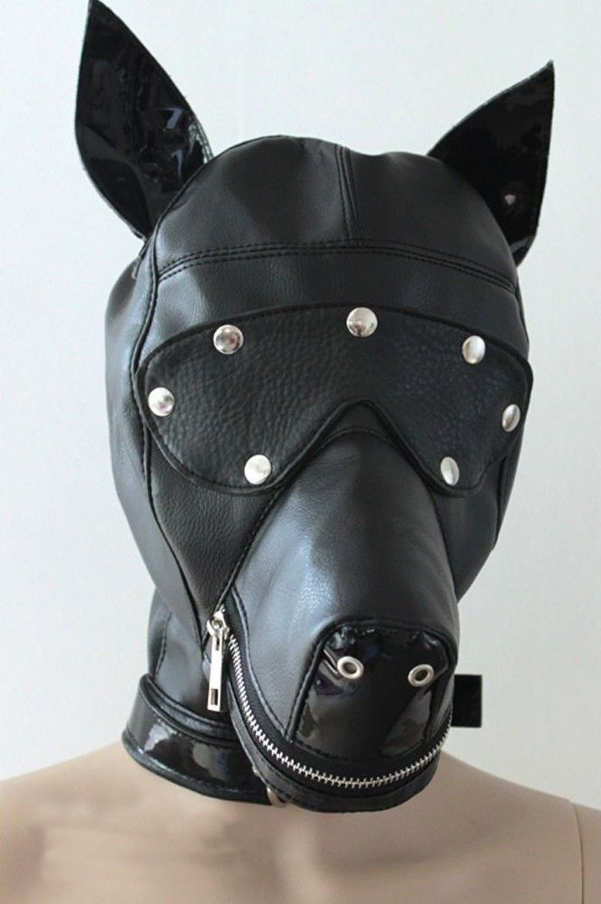 Bondage Head Gear