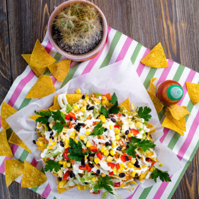 El Takodor-Veget arianskiy salat