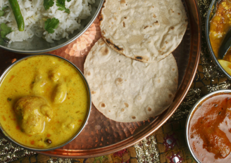 Where to Find Good Indian Food in Moscow: A Gastro-tour with an Experienced Vegetarian