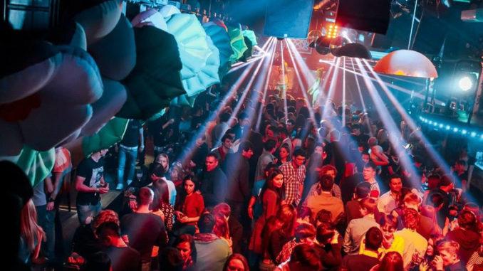 Ночной клуб lookin rooms в москве танцы в ночном клубе о